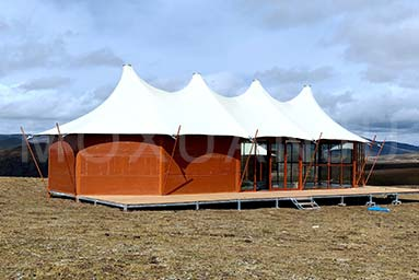 Double Peak Safari Tent 4