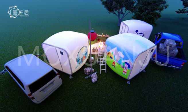 Drop Box Portable Hotel