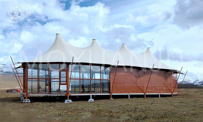 Luxury Safari Tent for Camping