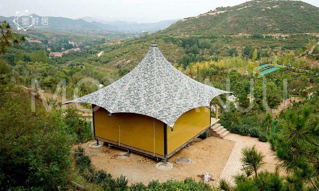 Luxury Safari Tents
