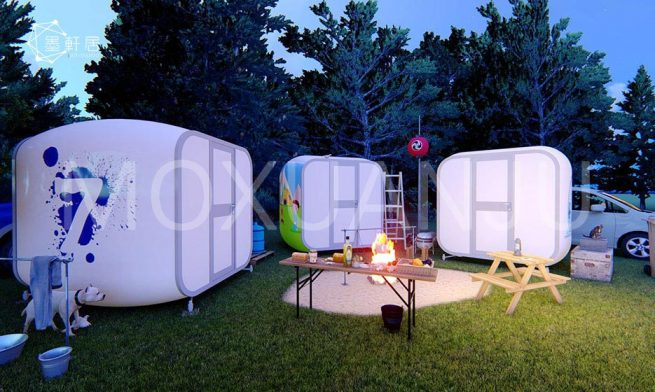 Movable Box Hotel for sale