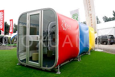 Portable Box Hotel 1