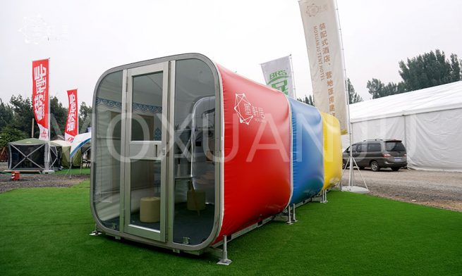 Portable Hotels Pop Up
