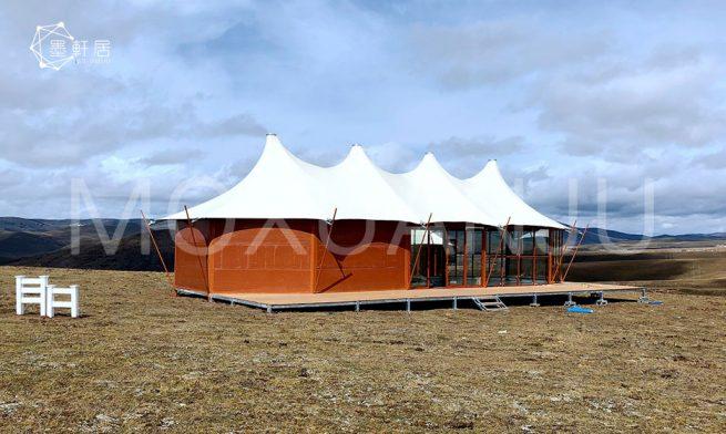Twin Peak Lodge Tent