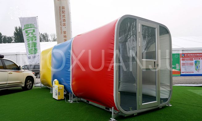 outdoor Movable Box Hotel