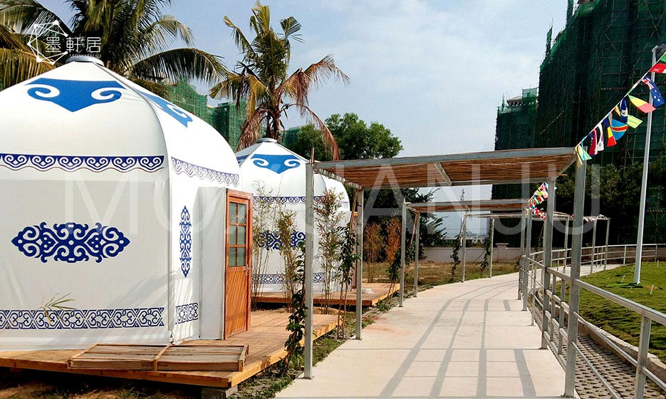 Yurt Glamping Tent Aluminum Luxury Yurt Moxuanju Glamping Tent Detailed information & prices of our 4 models of wood yurts for sale. yurt glamping tent aluminum luxury