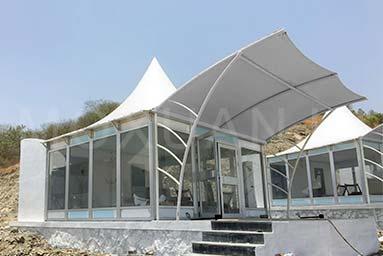 India Tent Hotel