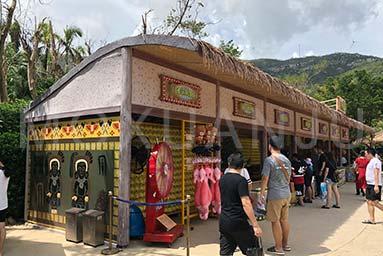Souvenir Tent Shops 1