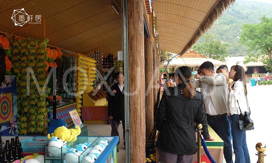 Souvenir Tent Shops introduce