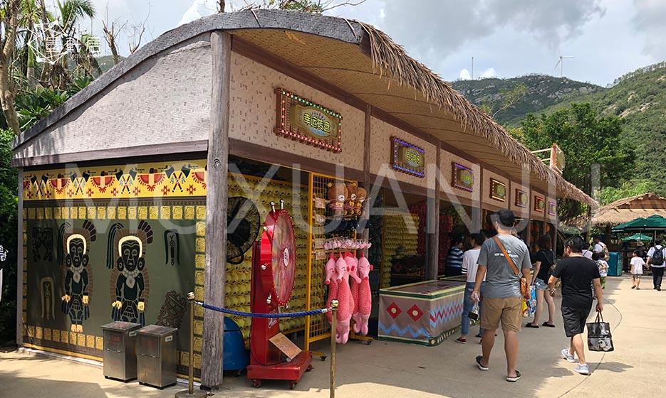 Souvenir Tent Shops