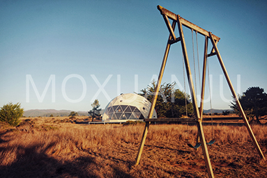 Luxury Glamping Domes