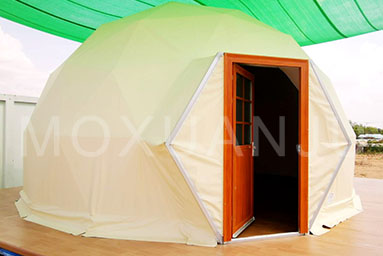 Space Dome Glamping Tent