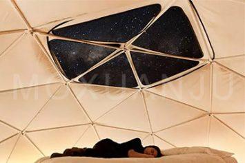 Starry Sky Hotel Tent