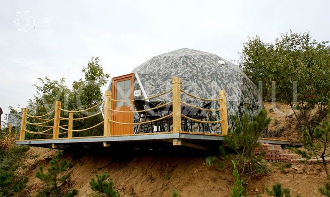 Starry Sky Hotel Tent for sale