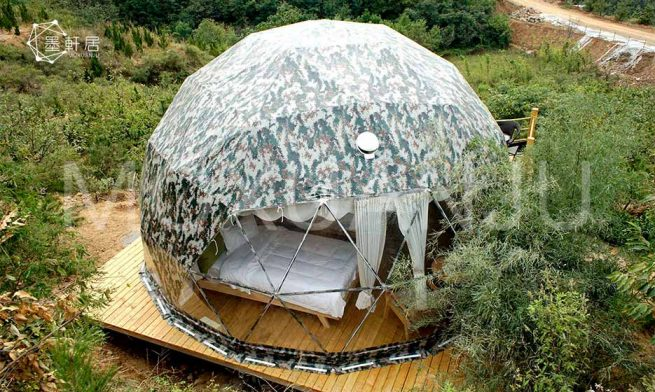 Starry Sky Hotel Tents