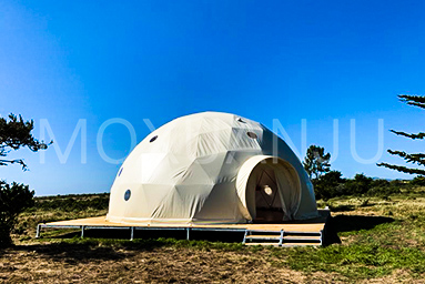 Geodesic Dome Glamping 3