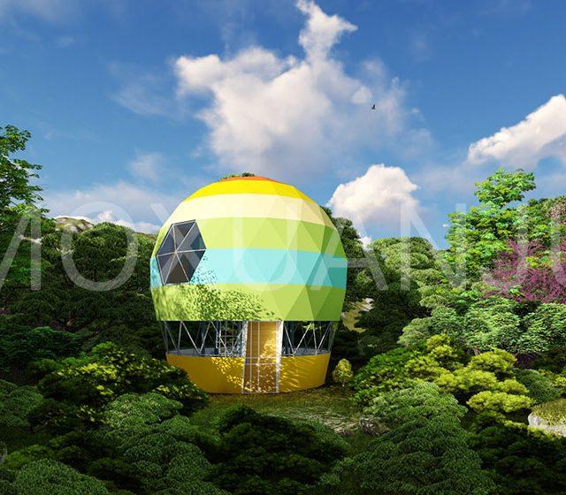 Hot Balloon Tent