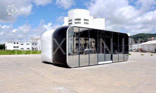 Modular Glamping Box