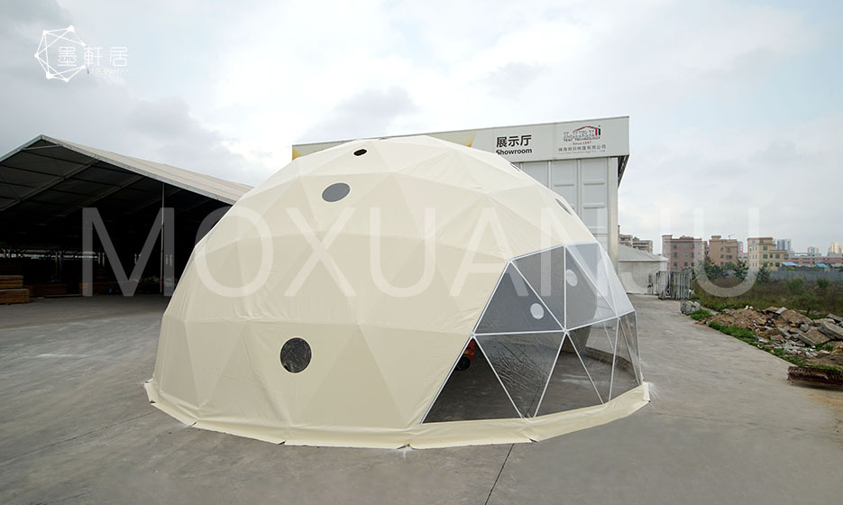11m Dome Tent For Glamping Hotel