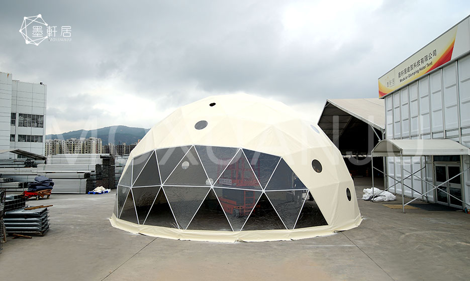 Dome Tent For Glamping Hotel