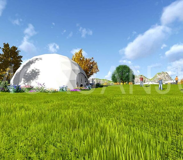 Stars Dome Glamping Tent