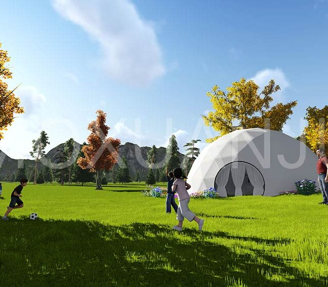 Stars Dome Glamping Tent for sale