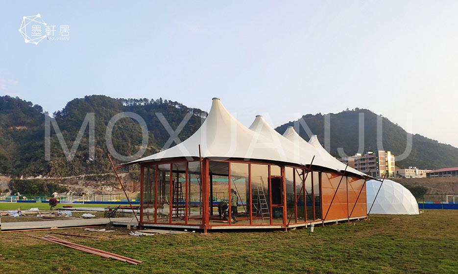 luxury-Multi-peak-Luxury-Safari-Tent