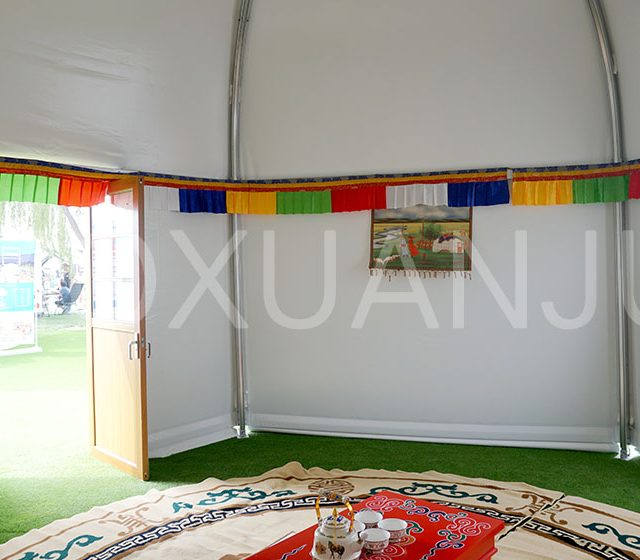 luxury Yurt Glamping Tent