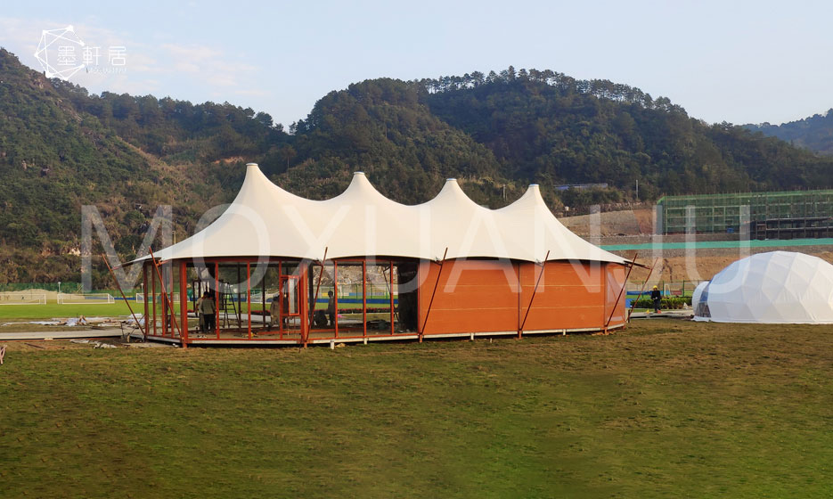 outdoors-Multi-peak-Luxury-Safari-Tent