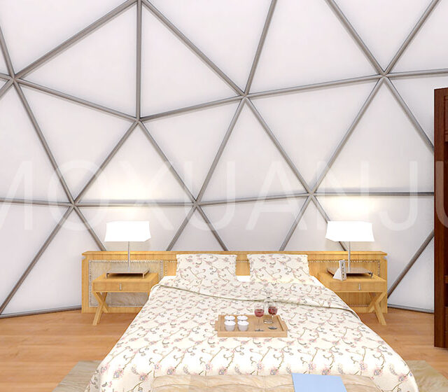 outdoors Stars Dome Glamping Tent