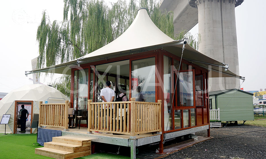 glamping tent designs