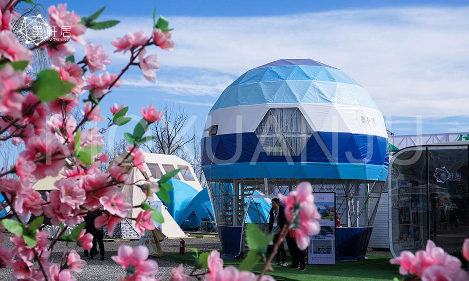 Qlamping Dome Tent