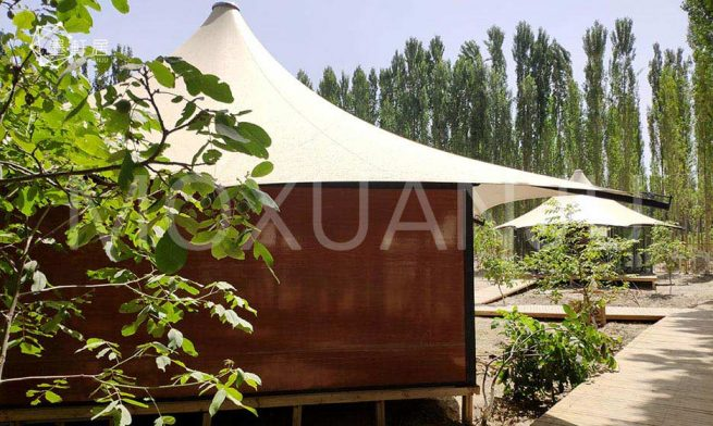 outdoors High Peak Glamping Tent for sale