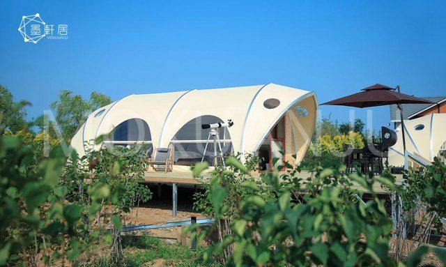 Luxury Glamping Tent Resort