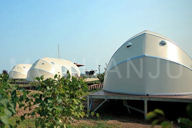 Luxury Glamping Tent Resort