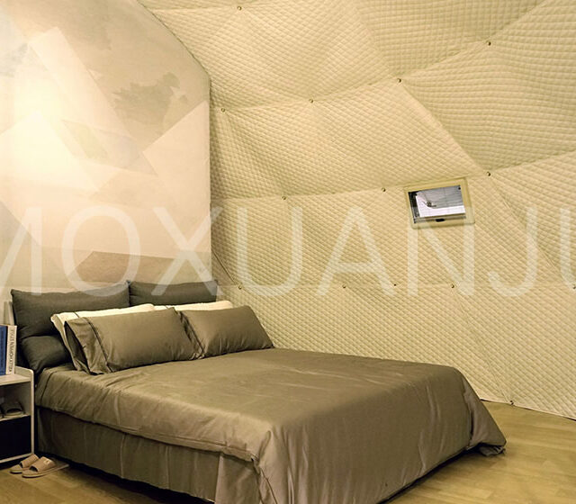 luxury Hot Balloon Glamping Tent