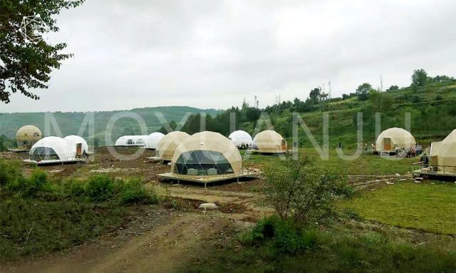 Glamping Dome Resort