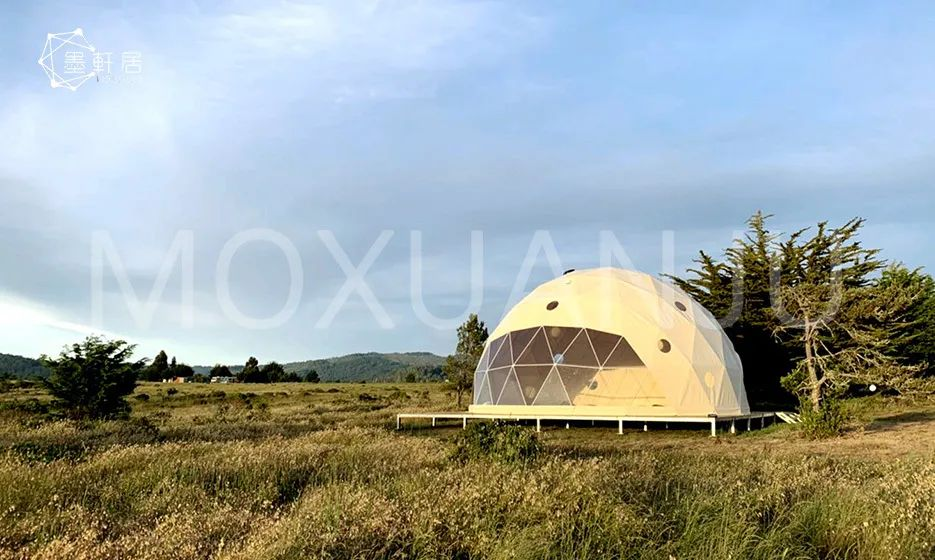 Geodesic Dome Glamping