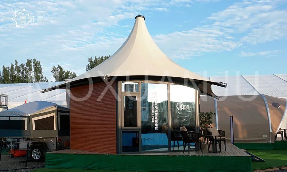 High Peak Glamping Tent