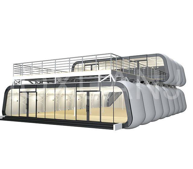 Modular Box House