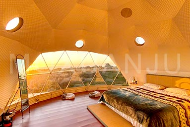 National Park Glamping Tent 5
