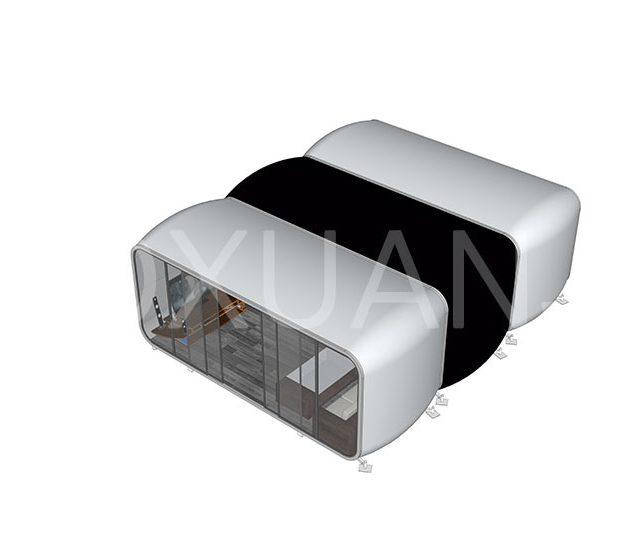 Portable box house
