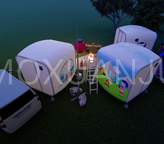 portable micro house