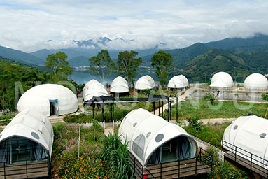 All Weather Glamping Tents