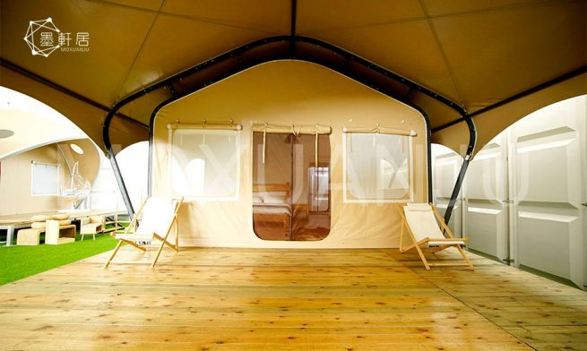 Hawaii Glamping Tent for sale