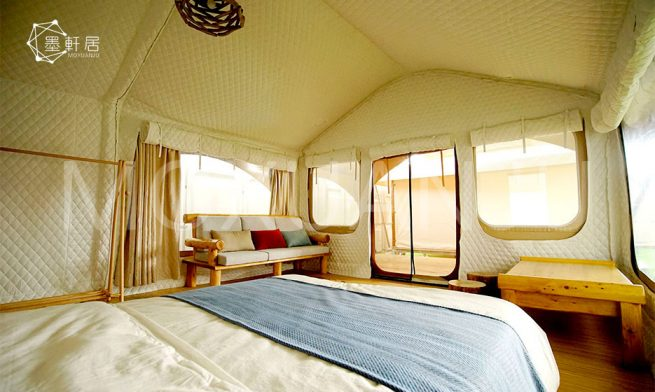 Hawaii Glamping Tent for sales 1