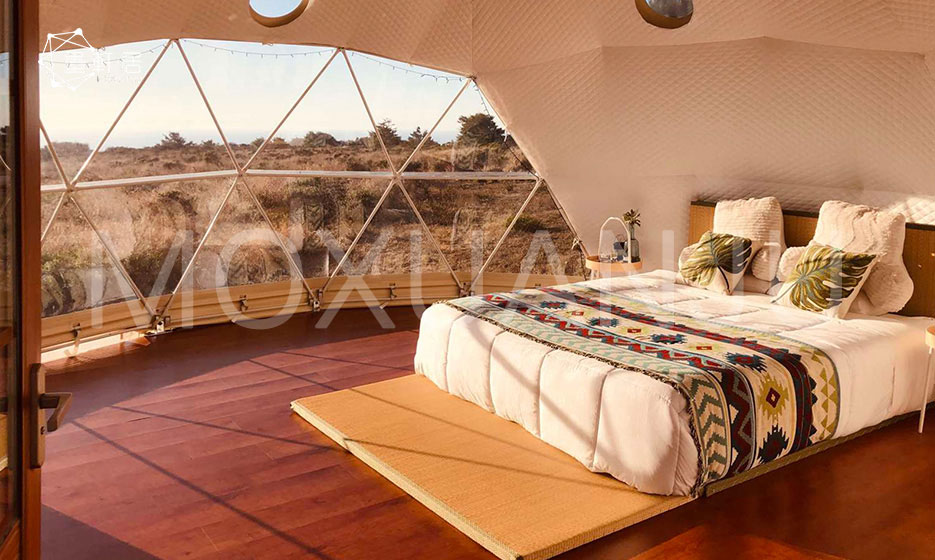 How Much Does A Glamping Dome Tent Cost