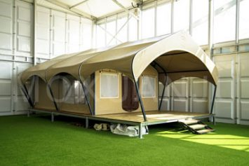 outdoors Pattaya Glamping Tent