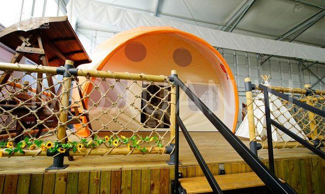 Ladybug Dome Glamping tents 1