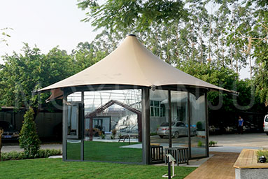 Glamping Dome Tent Resort